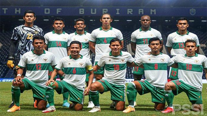 Jadwal Timnas Indonesia U-23 di Kualifikasi Piala Asia 2022 Usai China Nyatakan Mundur