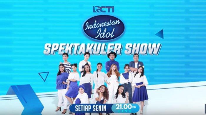 INDONESIAN IDOL 2020 - Live Streaming RCTI, Siapa yang Terus Bertahan di Panggung Spektakuler Show ?