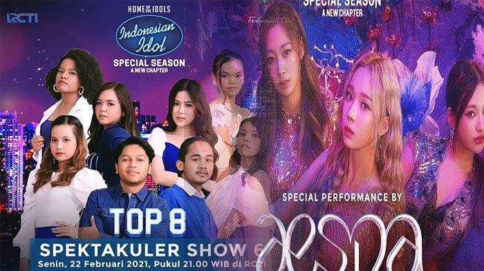 Siapa Peserta Indonesia Idol 2021 yang Pulang Tadi Malam? Daftar Nama 7 Besar Peserta Idol 2021
