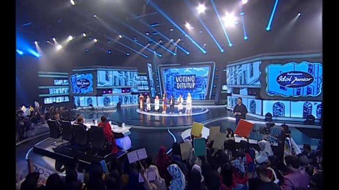 Jadwal Indonesian Idol Junior Jumat 23 November: Menanti Standing Ovation di Panggung Spekta Top 6