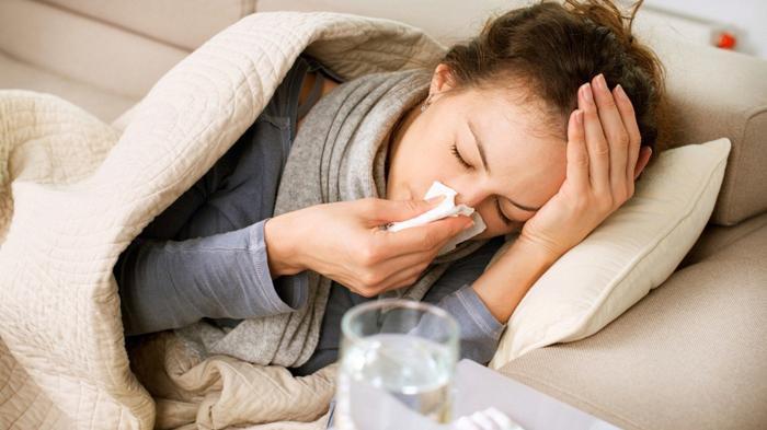 7 Cara Aneh tapi Manjur Lenyapkan Flu
