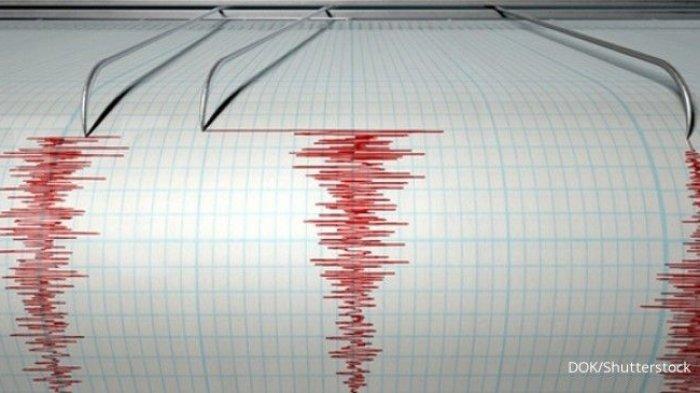 INFO Gempa Jepang Hari Ini Sabtu 20 Maret 2021, Gempa Jepang Terkini Disebut Sebabkan Tsunami