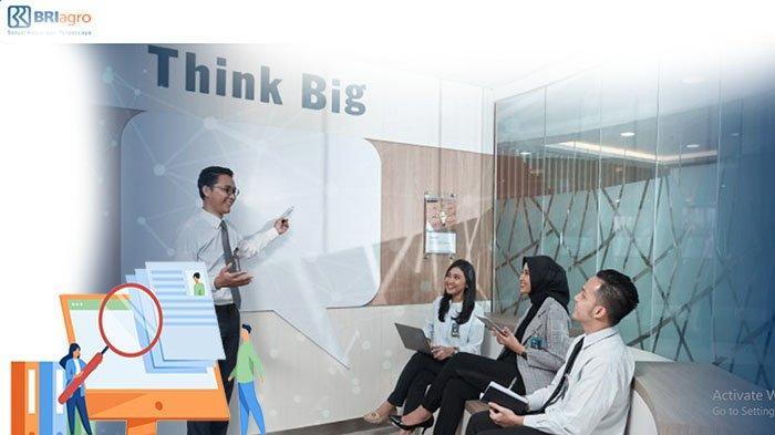 INFO Lowongan Kerja Terbaru di Loker BUMN 2021 di Bank BRI Agro   Ada 17 Posisi yang Tersedia