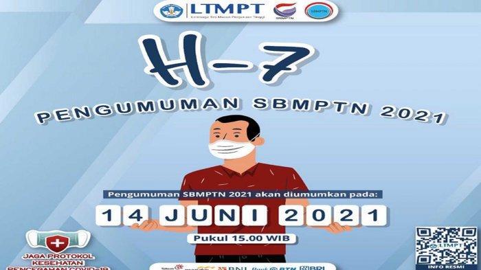 Pengumuman SBMPTN 2021 Kapan? Gini Cara Tahu Nomor Pendaftaran untuk Cek Pengumuman UTBK SBMPTN 2021