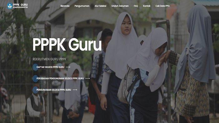 INFO PPPK Guru Terkini, Cek Jadwal Ujian PPPK Guru 2021 Terbaru !
