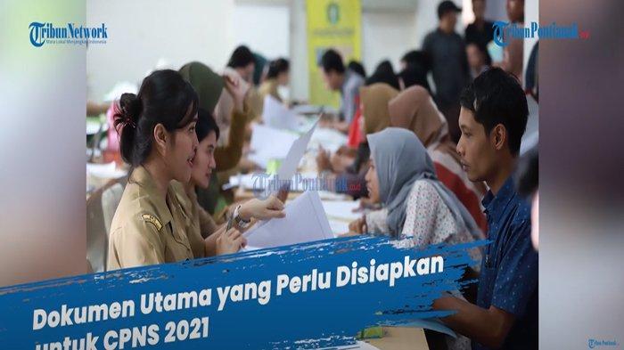 Tes SKD CPNS 2021 Di Kayong Utara Dilaksanakan di Gedung Balai Praja Kantor Bupati