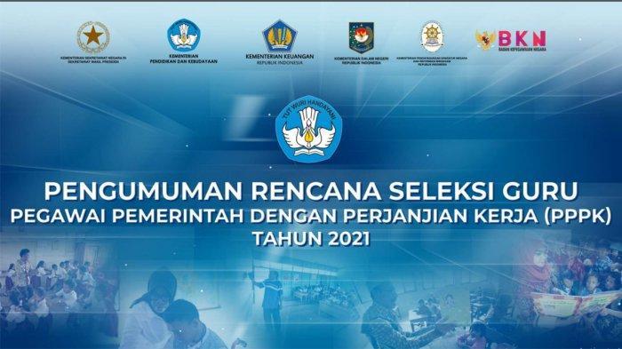 Cara Daftar PPPK Guru Honorer Kemendikbud di ssp3k.bkn.go.id, Ini Syarat dan Alur Pendaftaran