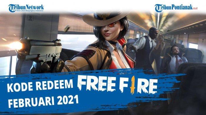UPDATE Kode Redeem Free Fire Terbaru Hari Ini 6 Februari Buruan Klaim