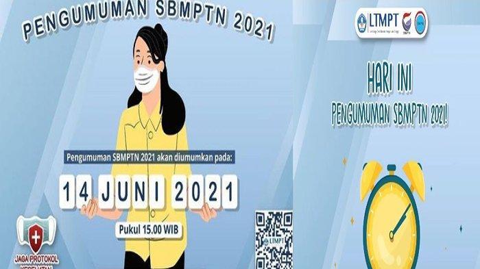Ini Nilai Tertinggi SBMPTN 2020, Berapa Jam Lagi Pengumuman SBMPTN 2021?