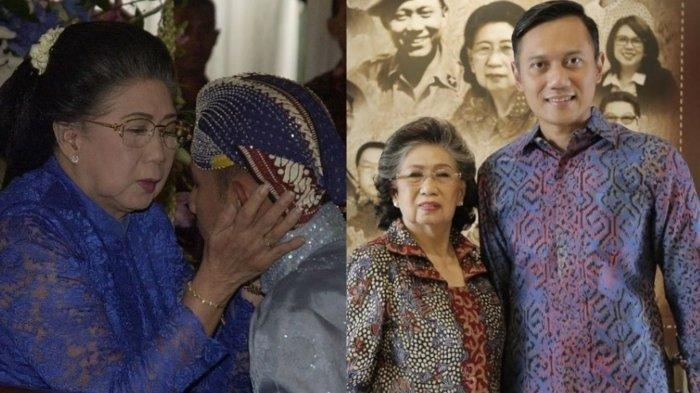 INNALILLAH - Kabar Duka, Ibu Mertua SBY Sunarti Sri Hadiyah Sarwo Edhie Wibowo Meninggal Dunia