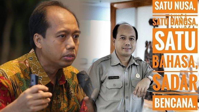 Innalillahi Wainna Ilaihi Rajiun, Kepala Pusdatinmas BNPB Sutopo Purwo Nugroho Meninggal Dunia