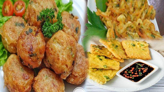 INSPIRASI Masakan Buka Puasa, Resep Cemilan Buka Puasa yang Mudah dibuat