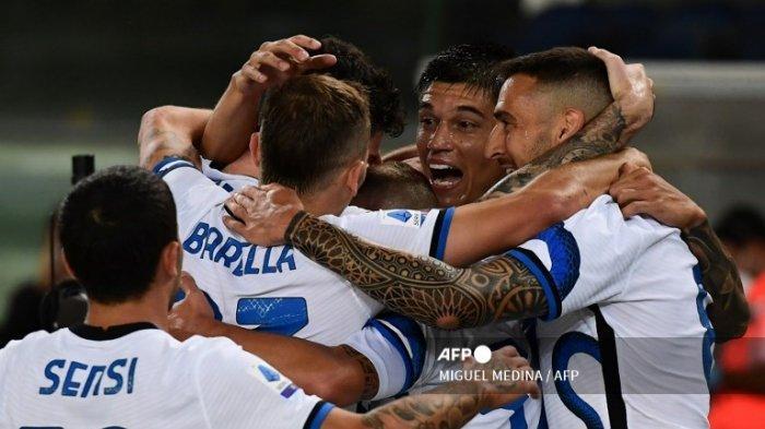 Inter Milan Cuci Gudang, 28 Pemain Keluar! Radja Nainggolan, Matteo Politano, Lukaku Hingga Hakimi