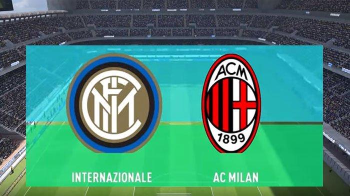Jadwal Liga Italia Minggu Ini - Big Match Derby Milan, Inter Milan Vs AC Milan & Crotone Vs Juventus