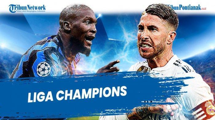 Susunan Pemain Inter Vs Real Live Streaming Ucl Sctv Sports Real Madrid Vs Inter Milan Malam Ini Tribun Pontianak
