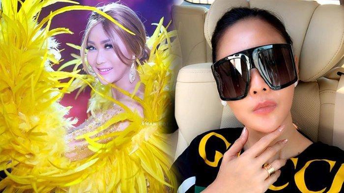 Inul Daratista Istri Adam Suseno ini Sering Dinyinyir, Pernah Ngamuk Perang Mulut dengan Netizen