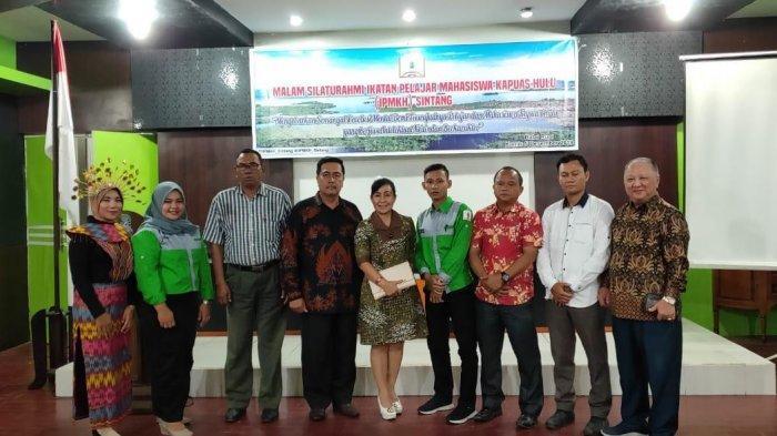 Gelar Silaturahmi, Mahasiswa Kapuas Hulu di Sintang Damba Bantuan Pemerintah