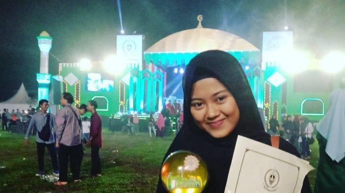 Islamiyati, Mahasiswi Cantik Si Peraih Juara 3 Lomba STQ Tingkat Provinsi, Simak Ceritanya
