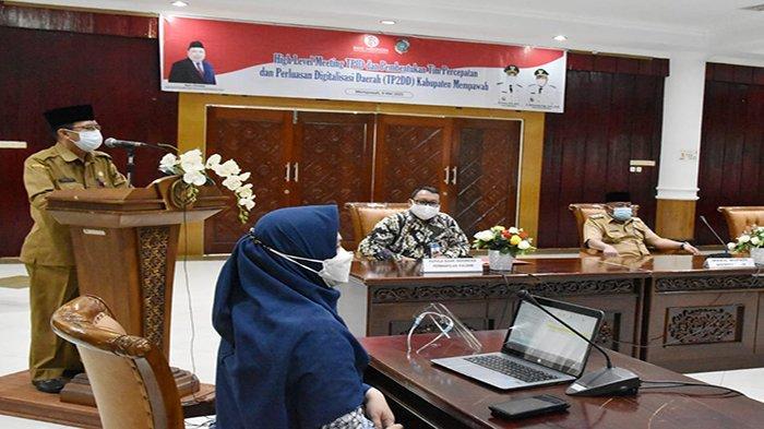 Ismail Sebut TPID Untuk Menyadari Pentingnya Peran Koordinasi Dalam Rangka Pencapaian Inflasi