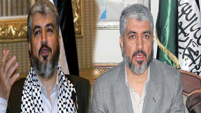 ISRAEL Kirim 2 Pembunuh Bayaran untuk Bunuh Khaled Mashal Pemimpin Hamas Palestina