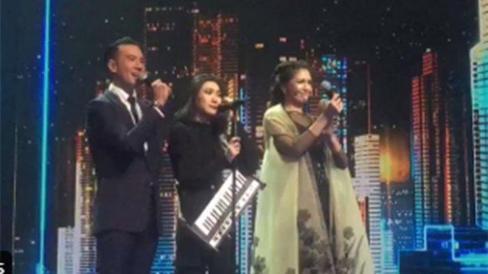 Isyana Sarasvati Terisak di Panggung Indonesian Idol saat Anang & Maia Estianty Tanya Soal Lexicon