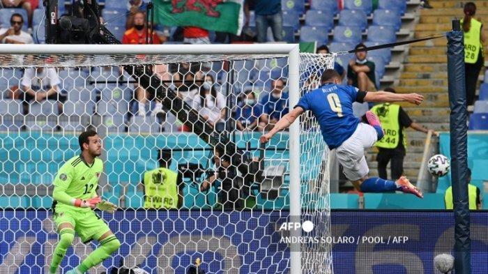 Jadwal Italia vs Austria 16 Besar Euro 2020-2021 dan Head to Head Italia vs Austria di Piala Eropa
