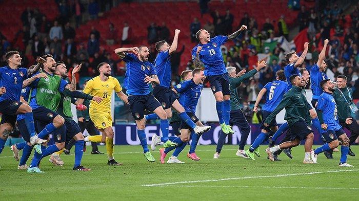 ITALIA Juara Euro 2021 ? Update Hasil Akhir Final Piala Eropa Sekarang Live
