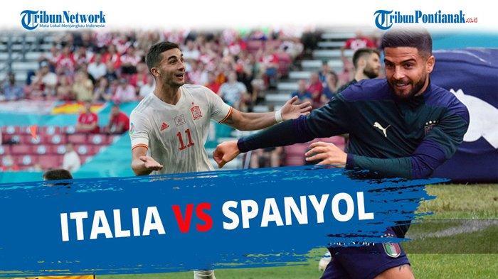 HASIL AKHIR Spanyol Vs Italia Tadi Malam & Skor Akhir Pertandingan Italia Vs Spanyol Semifinal Euro