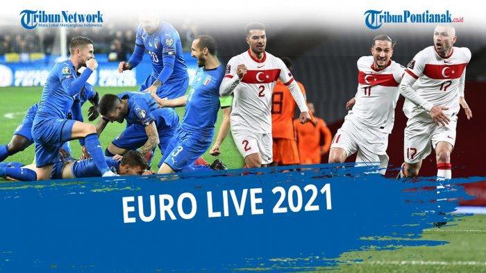 Jadwal EURO 2021 Malam Ini Ada atau Tidak ? Cek Jadwal Perempat Final Piala Eropa Terbaru