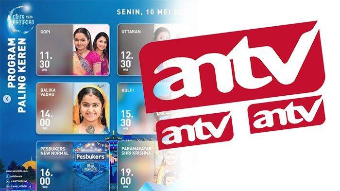 JADWAL ANTV Hari Ini Link Live Streaming ANTV Hari Ini Jadwal ANTV 22 Juli 2021, Nonton Uttaran ANTV