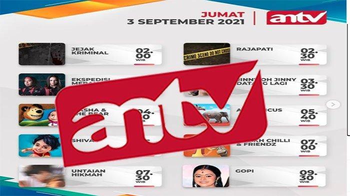 CARA Nonton Streaming ANTV di Hp, Nonton Terpaksa Menikahi Tuan Muda Hari Ini hingga Berbagi Suami