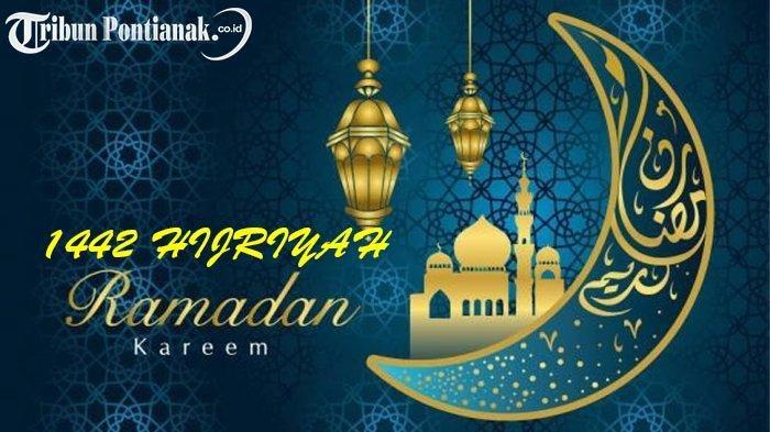 JADWAL Awal Puasa 1 Ramadhan 1442 H Hasil Sidang Isbat ...