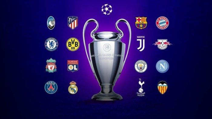Jadwal Siaran Langsung Liga Champion Babak 16 Besar: Atletico Madrid vs Liverpool, Dortmund vs PSG