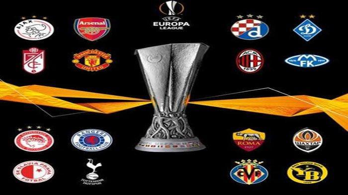 JADWAL Hasil Drawing 16 Besar Liga Europa! Man United Vs AC Milan & Olympiacos Vs Arsenal, AS Roma?