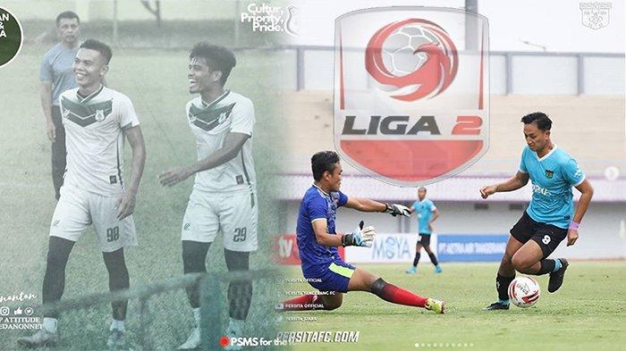 HASIL PSMS Medan Vs Persik Kediri Babak 8 Besar Liga 2 | Gol Fantastis Galih, Klasemen Liga 2 Update