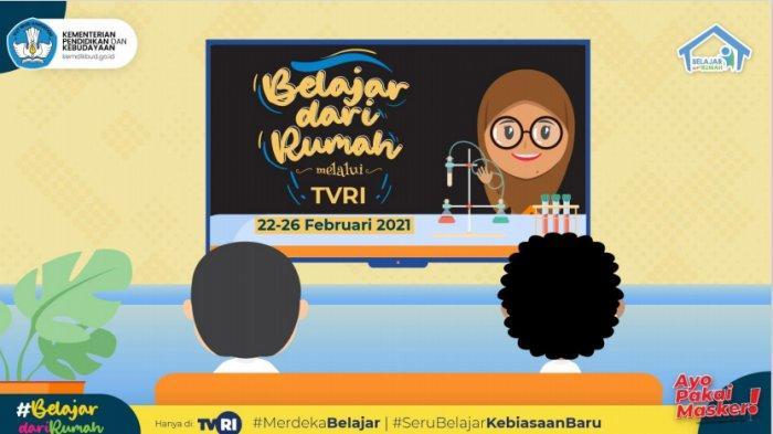 JADWAL Belajar dari Rumah TVRI Selasa 23 Februari 2021 untuk PAUD & SD Kelas 1 2 3 4 5 6 Episode 36