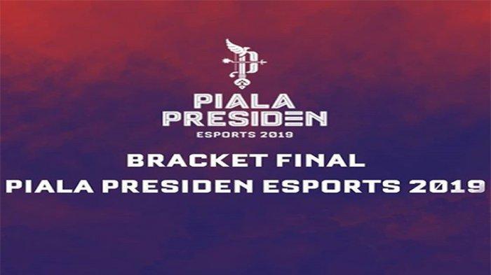 JADWAL Bracket Final Piala Presiden Esports 2019 Mobile Legends dan Link Live Streaming