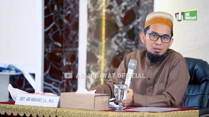 Jadwal Ceramah Ustadz Adi Hidayat: Safari Dakwah di Bandung, Sehari Bersama al Quran di Jakarta