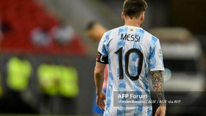 Jadwal Copa America 2021 Live Indosiar Pagi Ini - Chile Siap Gusur Argentina di Klasemen Conmebol