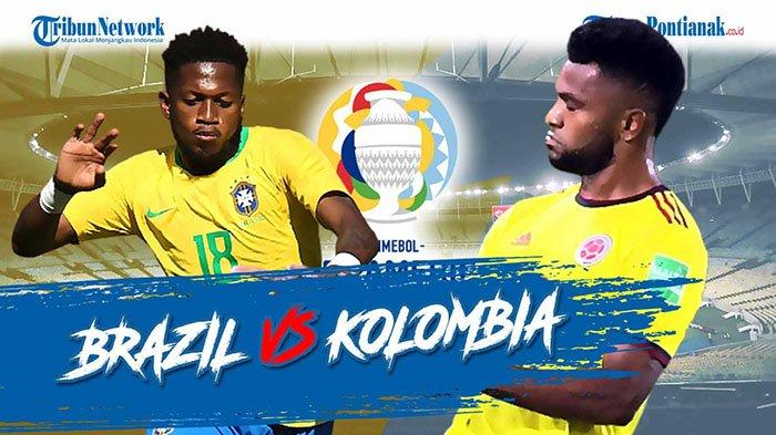 JADWAL Copa America 2021 Live Indosiar Kamis 24 Juni Lengkap Klasemen Copa America Terbaru