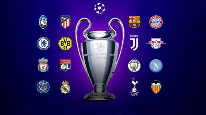 HASIL Drawing Liga Champion Babak 16 Besar | Potensi Real Madrid Vs Liverpool, Chelsea Vs Barcelona