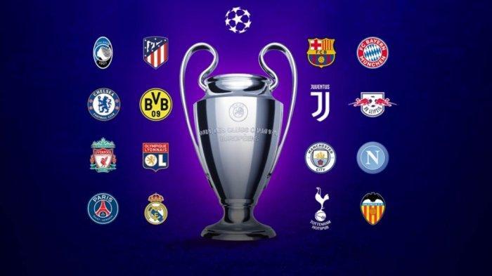 HASIL Lengkap Undian Liga Champion 16 Besar | Real Madrid Vs Man City, ChelseaVs Raksasa Jerman