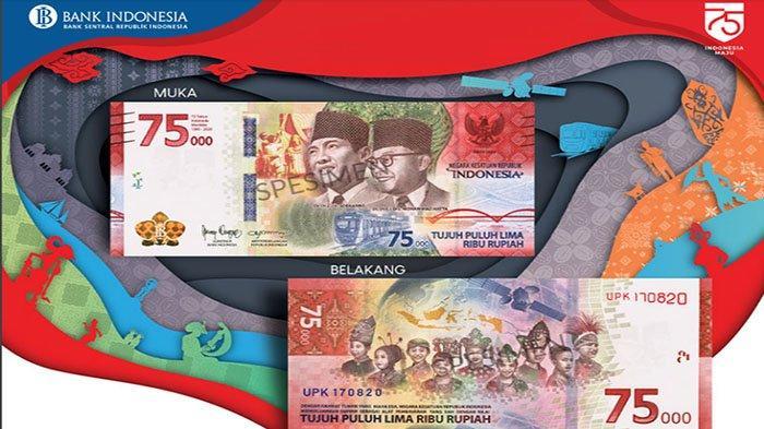 UNDUH Formulir Tukar Uang 75.000 Rupiah di Pintar.bi.go.id ...