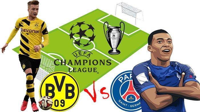 JADWAL Dortmund Vs PSG Leg 1 16 Besar Liga Champion | Reuni Sang Mantan, Thomas Tuchel Skuad Terbaik