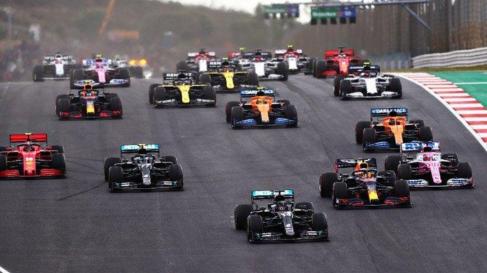 JADWAL F1 2021 Agenda 23 Seri Balap - Start GP Australia ...