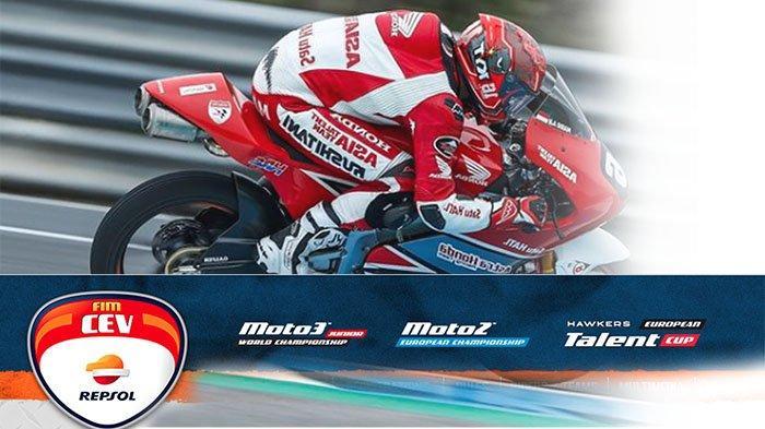 JADWAL FIM CEV Repsol 2021 Lengkap Tonton Aksi Mario Suryo Aji dan Dimas Ekky Live Race FIM CEV 2021