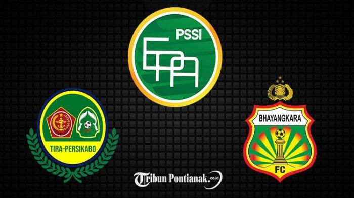 LIVE STREAMING Bhayangkara Vs PS Tira Persikabo Final Liga 1 U16 Elite Pro Academy Live Mola TV TVRI