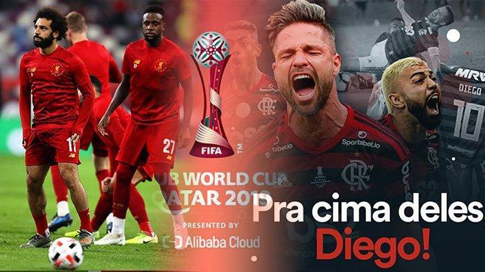 JADWAL LIVE Final Piala Dunia Antarklub Liverpool Vs Flamengo, Hadiah Cuma Separuh Transfer Minamino