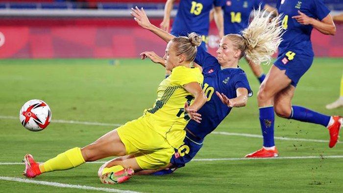 Jadwal Final Sepak Bola Putri Olimpiade Tokyo Perebutan ...