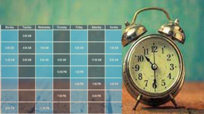 Jam FYP Hari Sabtu Berdasarkan Prime Time Tiktok, Jadwal FYP Hari Minggu Paling Banyak